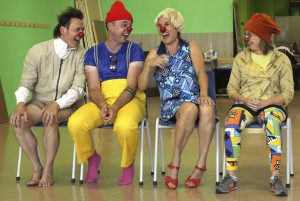 Legato People - Formation au Clown